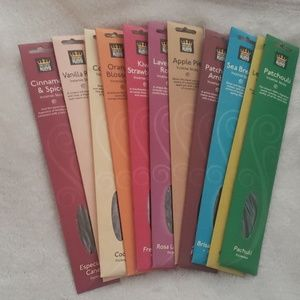Variety of INCENSE!!!!